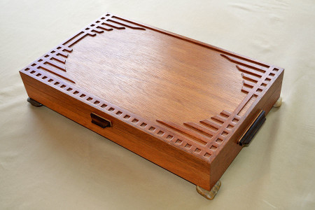 """Zen Box (For me I believe the """"Zen"""" was more in the creative design and its execution.)"""